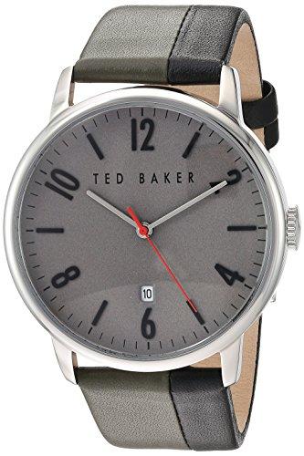 Ted Baker 10030757 Montre Bracelet Homme Gris