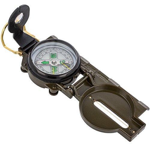 Ora-Tec Marschkompass - Military Kompass - flüssigkeitsgedämpft