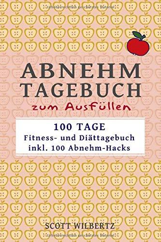 Abnehmtagebuch zum Ausfüllen - Fitness Plan