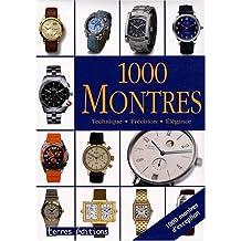 1000 Montres