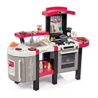 Smoby Tefal Super Chef Deluxe Kitchen Büyük Mutfak 7600311304
