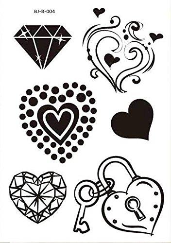 Tatouages Art Coeur