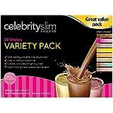 Celebrity Slim Variety Shake - Pack 20 Sachets