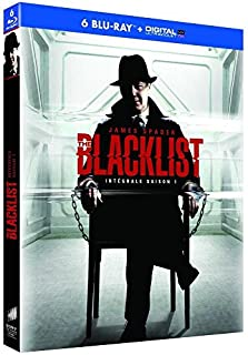 The Blacklist - Saison 1 [Blu-ray + Copie digitale] (B00N475M90) | Amazon price tracker / tracking, Amazon price history charts, Amazon price watches, Amazon price drop alerts