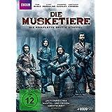 Die Musketiere - Die komplette dritte Staffel