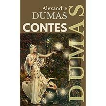 """7 CONTES POUR ENFANTS d'Alexandre DUMAS (dont la BOUILLIE DE LA COMTESSE BERTHE illustré in-texte par BERTALL - augmenté de """"ALEXANDRE DUMAS, SA VIE, SON TEMPS, SON ŒUVRE"""" par H. BLAZE DE BURY)"""