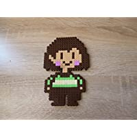 Sprite Chara - undertale - hama beads - pixel art