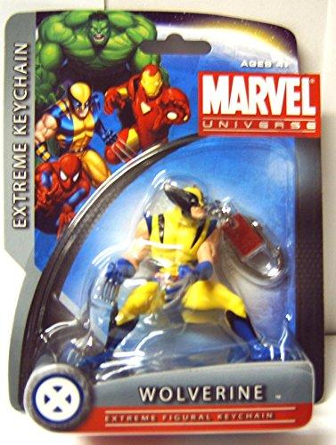 Marvel Comic Schlüsselanhänger Wolverine