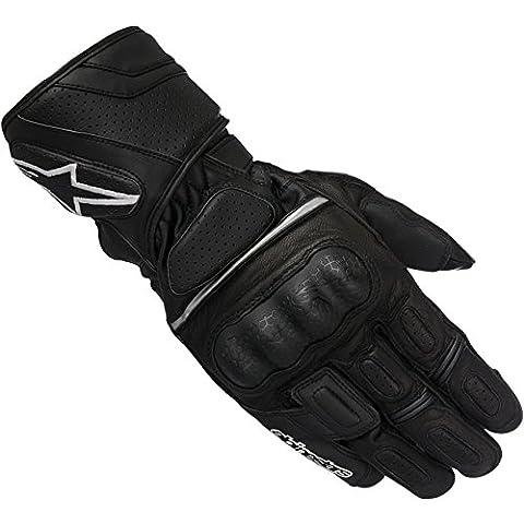 Motorcycle Alpinestars SP Z Drystar Gloves WP Black S UK Seller