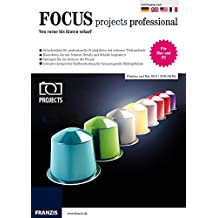 FOCUS Projects Professional [PC/Mac]