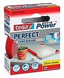 TESA extra Power Gewebeband (19mm, Rot)