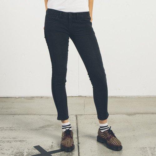 Volcom Damen Jeans Hose Rockout Skinny Jeans -