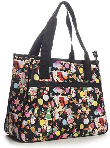 Big Handbag Shop , Sac mixte adulte Tote 865 - Winter Scene