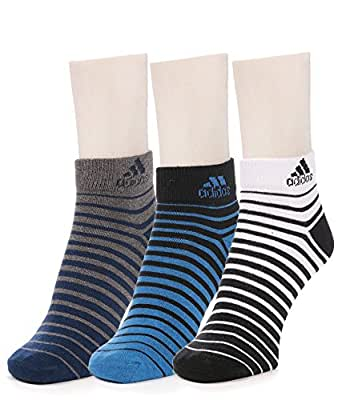 adidas quarter socks. adidas men\u0027s flat knit quarter socks - 3 pair pack