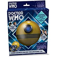 Doctor Who Top Trumps Dalek Collectors Tin