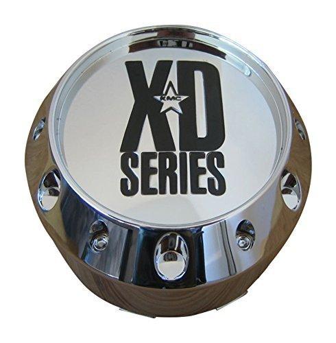 KMC XD 779Badlands 786Balzac 795Hoss chrom Rad Chevy 6Lug Center Cap von XD Serie von KMC Rollen