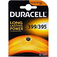 Duracell button cell SR927W 1-unit blister, 1,55V, Silberoxid