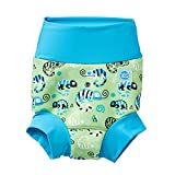 The New and Improved Happy Nappy by Splash About is the most reliable swim nappy in the world. Insisted upon by swim schools worldwide and mandatory in swim schools in the UK for its unique ability to prevent faecal accidents leaking into the pool. E...