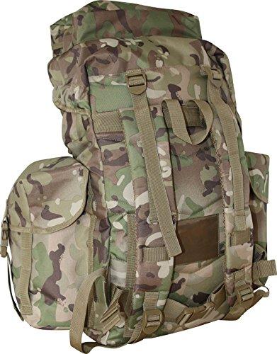 Official Cadet Forces MK2 50 Litre MTP Compatible Bergen