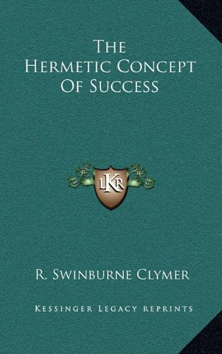 The Hermetic Concept of Success