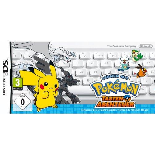 Lernen mit Pokémon: Tasten-Abenteuer - Pokemon Elektronische Spielzeug