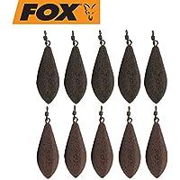 Fox 10 Bleie Horizon Leads Karpfenbleie Wirbelbleie Blei, Karpfenleads, Karpfensee, Karpfenmontage