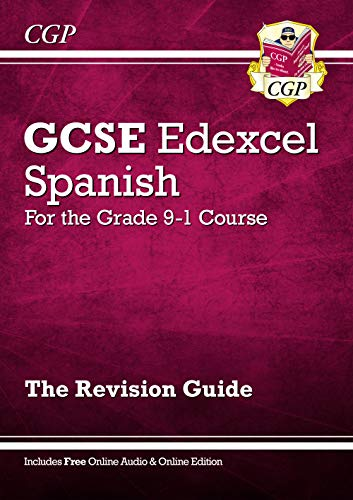 GCSE Spanish Edexcel Revision Guide - for the Grade 9-1 Course (with Online Edition)
