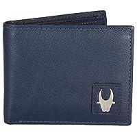 WildHorn Blue Men's Wallet (WHM101L)