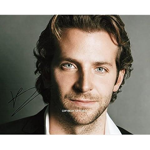 Edizione limitata firmato foto + certificato di Bradley Cooper Una Squadra Hangover Edizione Limitata, Con Autografo stampato