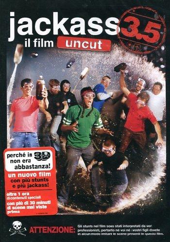 Jackass 3.5 - Il film(versione uncut)
