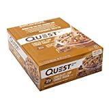 Quest Nutrition QUEST BAR NATURAL PROTEIN (Chocolate Chip Cookie Dough) 12 Bars