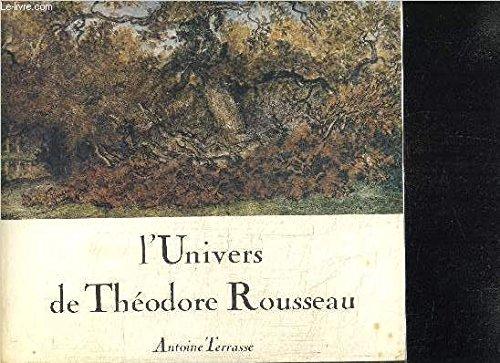 l'Univers de Théodore Rousseau. Les Carnets de Dessins