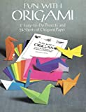 Fun with Origami: 17 Easy-to-Do Projects and 24 Sheets of Origami Paper price comparison at Flipkart, Amazon, Crossword, Uread, Bookadda, Landmark, Homeshop18