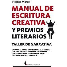 Manual de escritura creativa y premios literarios/Creative Writing Manual and Literary Awards