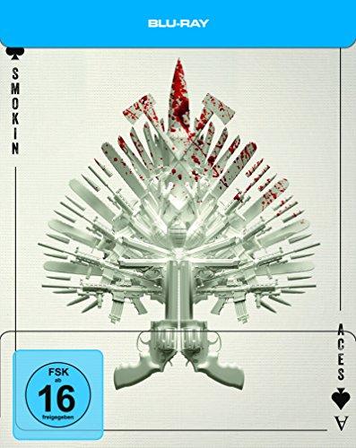 Smokin' Aces - Steelbook [Blu-ray]
