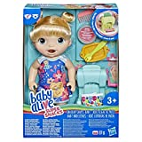 Baby Alive Snackin Shapes Baby, Capelli Biondi