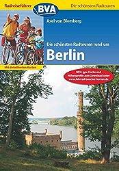 Radreiseführer BVA Die schönsten Radtouren rund um Berlin mit detaillierten Karten und GPS-Tracks Download