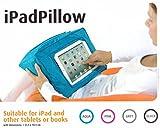 Cuscino per IPad e altri Tablet o Libri da usare a casa e in viaggio Azzurro