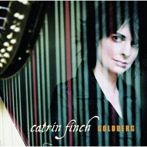 "J.S. Bach: Aria mit 30 Veränderungen, BWV 988 ""Goldberg Variations"" - Arranged for Harp by Catrin Finch - Var. 23 a 2 Clav."