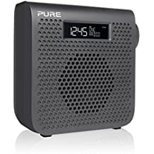 Pure One Mini Series 3 Radio (DAB+ Digital- und UKW-Radio) grafit