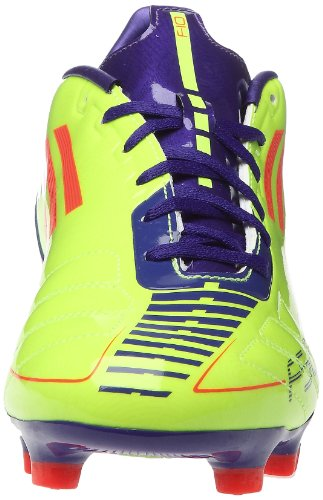 adidas F10 Trx Fg, Chaussures football homme Electricité/Infrarouge/Violet anodisé