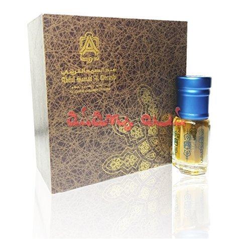 Abdul Samad al Qurashi Madina al Munawwarah Parfüm, ölbasiert, 3ml
