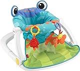 Fisher-Price Baby Gear BFB12 - Seggiolino Pieghevole della Ranocchia, Multicolore