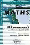 Maths BTS groupement A