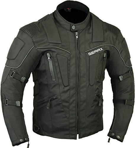 Storm Jacket Armor Motorradschutz Storm with Vents Motorcycle, Medium