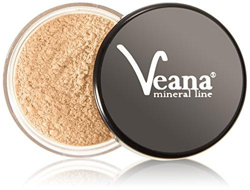Veana Mineral Foundation Fairest 6 g, 1er Pack (1 x 6 g)