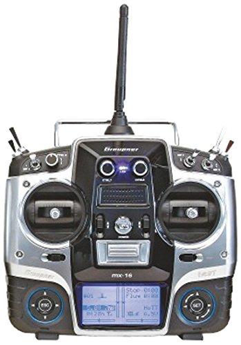 Preisvergleich Produktbild Graupner 33116.77 Sender einzeln mx-16 HoTT 8-Kanal DE