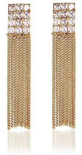 efc6d3b4d14b2 YouBella Jewellery Gold Plated Stylish Fancy Party Wear Earrings for Women  Traditional Earrings for Girls