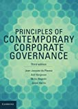 Principles of Contemporary Corporate Governance by Jean Jacques Du Plessis (2014-12-22)