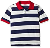 #9: GAP Boys' Striped Regular Fit Polo